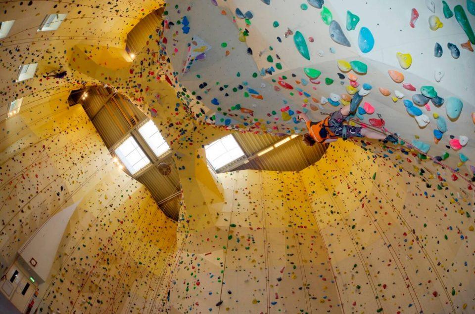 Kletterhallen Empfehlung – Mountain Network Amsterdam