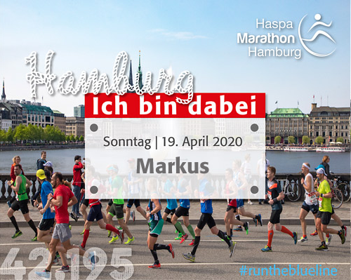 Neue Ziele: Hamburg Marathon 2020